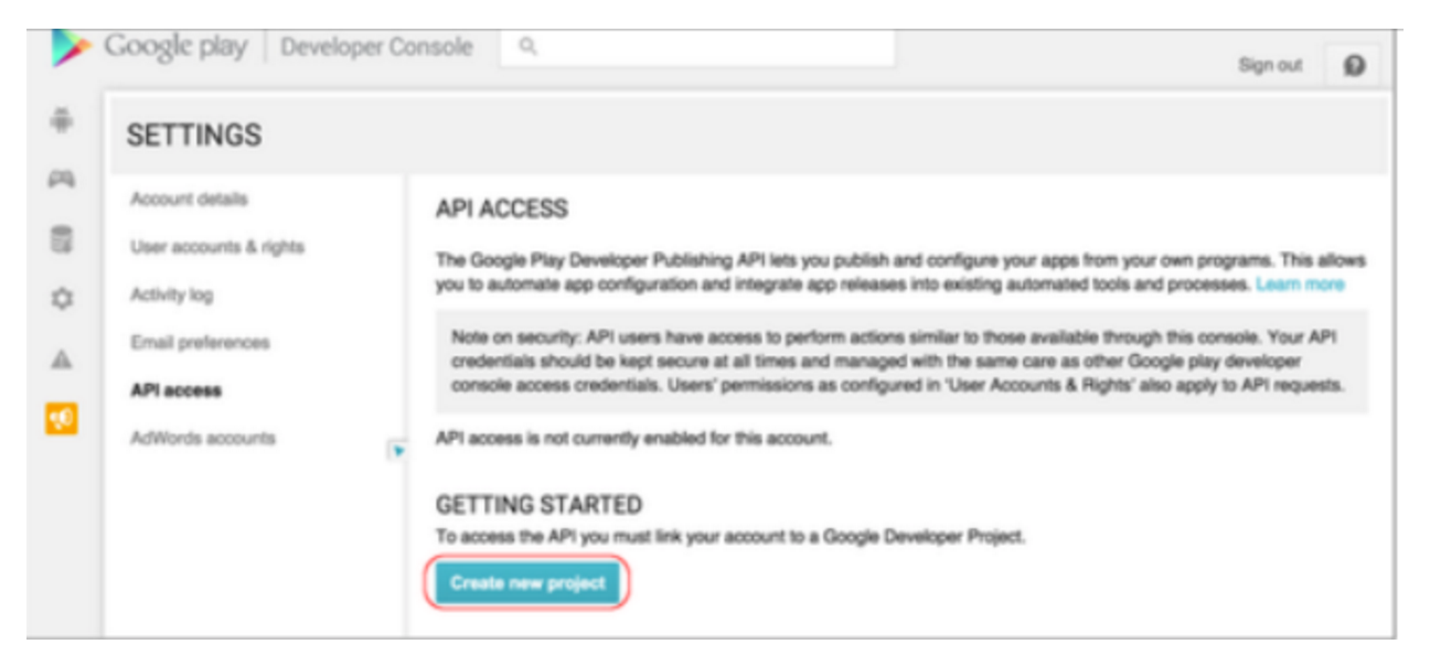 Publishing Your App Using Your Own iTunes/Google Play